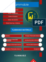 Flammable Materials