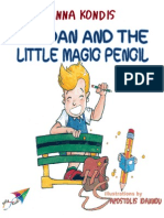 Jordan and the Little Magic Pencil