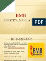 Bhartiya Mahila Bank