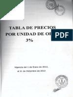 Laudo Arbitral 2012