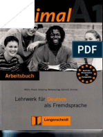 Optimal A1 Arbeitsbuch