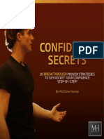 GTG Confidence Secrets