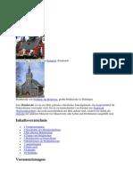Holz Kirche