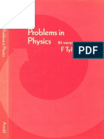 Problems in a-level Physics