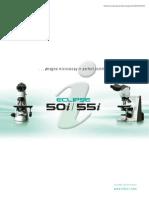 Catálogo 50i55i Brochure