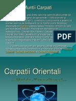 Muntii Carpati