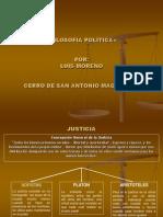 Justicia Politica