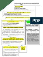Annexe 1 Tableau Sur Les Compensations de Service Public