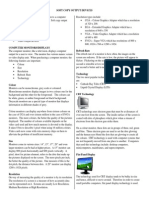 Soft Copy Output Devices (1)