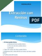 Extracción Con Resinas