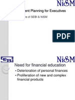 Investment Planning for Executives