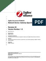 115552r00ZB_BoD-ZigBee_Network_Device_-_ZigBee_Gateway_standard_version_1.pdf