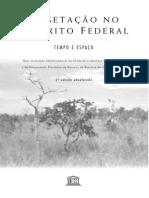 Vegetaçao Do Distrito Federal- 2002-Livro
