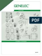 Genelec Accessories Brochure