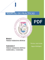 m1 Sm2 Electriciddad (Practica 1)