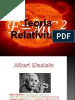teoria relativitatii.ppt