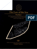 The Law of the Sea_Baselines, pUBLIC INTERNATIONAL LAW