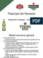 Industria Berii Din Romania