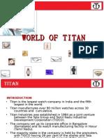 Titan - A turnaround story