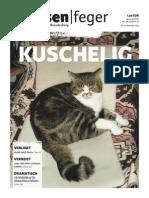 strassenfeger Ausgabe 23 2014 - Kuschelig
