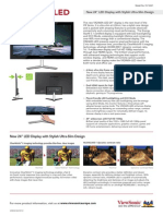 VX2460h-LED Datasheet Europe English