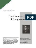 The Creative Use of Imagination Neville Goddard