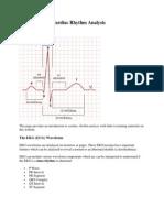 Introduction to Cardiac Rhythm Analysis