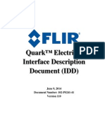 FLIR Quark Electrical IDD
