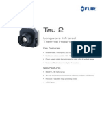 FLIR Tau2 Family Brochure