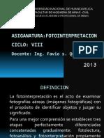 Fotointerpretacion