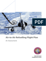 Air to Air Refuelling Flight Plan