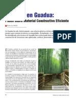 Puentes en Guadua