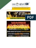 Mesfin Haile Universal Human Rights Ambassador Servant for Humanity