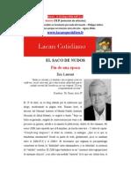 Éric Laurent - Fin de Una Época LC 319