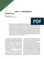Metakognitif