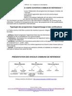 Niveau A2 - Competences Et Descripteurs