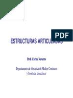 Estructuras articuladas