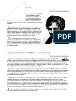 Biographie Mathématiciens Célèbres