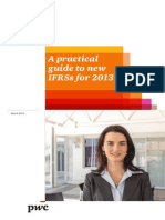 Pwc a Practical Guide to New Ifrs for 2013 En