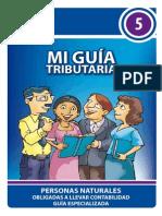Guia 05 - Personas Naturales Obligadas - 2013