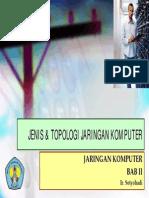 Pert02-Luas & Topologi Jar