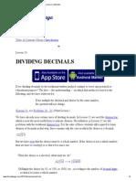 DIVIDING DECIMALS.pdf