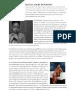 Kristine Alicia Biography