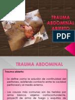 Traumatismo abdominal.pptx