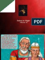 Szárai és Hágár