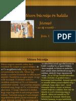 Mózes halála - Józsué, az új vezető