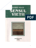 Alfred Adler - Sensul Vietii.pdf