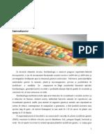 Utilizarea Tehnicilor de Biologie Moleculara Pentru Identificarea Organismelor Modificate Genetic