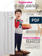 Brochure Tupperware Mi-décembre 2014