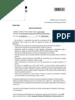 f8600 requerimiento - AFIP